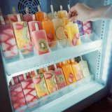 Máquina del Popsicle del hielo de Thakon (MK160) 1600PCS/Day
