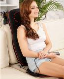 Almofada de massagem de assento de vibração Shiatsu corpo inteiro