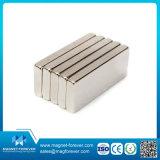 Сильный постоянный кубик NdFeB магнитный