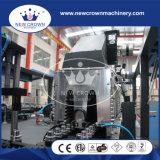 Sistema automático del moldeo por insuflación de aire comprimido de la botella del animal doméstico de 4 cavidades