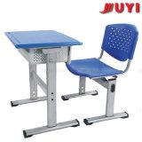 Стол стола студента Jy-S110 и средней школы стула установленный с стулом Plasitc