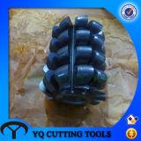 Режущий инструмент Hob цепного колеса HSS RS40 с покрытием олова