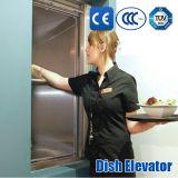 La venta caliente 2017 modificó la elevación del Dumbwaiter para requisitos particulares del elevador de alimento
