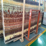 Latest Wholesale Natural Elegant Red Onyx Marble Slab