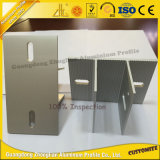 기계로 가공되는 CNC를 가진 높은 정밀도 절단 CNC 알루미늄 단면도