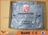 高品質の綿の機械工のユニフォームの働きによって着色されるつなぎ服
