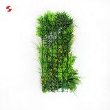 بسهولة يجمّع طازج [ب] اصطناعيّة خضرة ورقة لأنّ زخرفة بينيّة