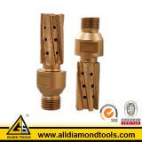 Diamant-Finger-Bohrmeißel für CNC-Maschine