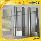 CNC de alta precisión de corte de aluminio con perfil de aluminio CNC