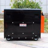 Precio silencioso diesel portable del generador 5kVA de la potencia del comienzo del clave del bisonte (China) BS6500dse 5kw 5kv para la mejor venta