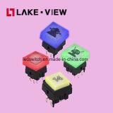 Interruptor de Tacto Iluminado Perfecto con Muchas Opciones de Color de LED