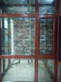 [فوشن] [ووودوين] أرزيّة نافذة خشبيّة خشبيّة مع مزدوجة يليّن زجاج