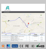 Perseguidor del taxi del GPS con el botón y el soporte libre M528n el SOS del APP