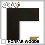 Blocco per grafici di legno classico della foto del Brown per la decorazione della parete della locanda