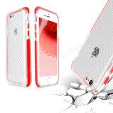 Dekking van de Weerstand van het Effect van het silicone de Rubber Schokbestendige voor iPhone 7
