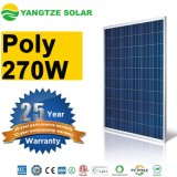 250W 260W 270Wの屋根のSunpower Jinkoの太陽電池パネル日本製