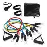 Latex-Widerstand-Gefäß, Widerstand versieht Training u. elastisches Band mit einem Band