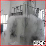 Farinha plástica criogênica do coco do Pulverizer que faz a máquina