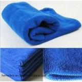 Полотенце чистки автомобиля Microfiber/ткань