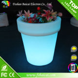 Pot de fleurs LED, Godet à glace LED