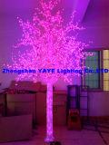 Yaye 18 Venda a quente Ce / RoHS / Garantia de 2 anos ABS LED Decorative Tree / Outdoor LED Tree Lights
