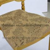 China de patas de las sillas de la boda del estilo del imperio cuadro de metal con el Partido