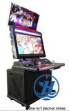 Máquina de juego de fichas de arcada de la lucha para la venta (ZJ-AR-ST08)