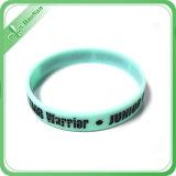 Bracciale promozionale riflettente del braccialetto del silicone RFID del Wristband di modo