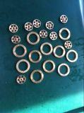 OEM CNC de precisión mecanizado de piezas de aluminio anodizado en color,