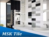 Свет лоска - серая Bevel керамическая застекленная плитка стены
