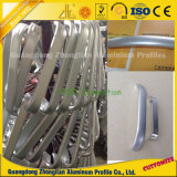Profil en aluminium sur mesure CNC avec poinçonnage, perçage, taraudage, Se courber