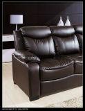 Insiemi moderni del sofà del cuoio sintetico di Promoton della mobilia del salone
