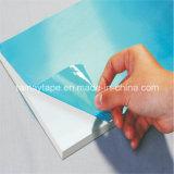 Film protecteur pour la plaque colorée