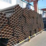 Tubi normali standard del carbonio del nero di conclusione di ASTM A53 A500 gr. B
