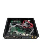 Двойные Nics удваивают рамка PC Fanless промышленного компьютера USB COM HDMI 6 миниая