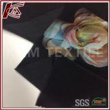 Tela del Crepe de la colada de la arena de la impresión de Digitaces del modelo de Rose de la seda del 100%