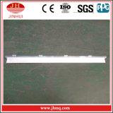Langes dekoratives Aluminiumpanel-Hochbau-Material mit Winkel-Code