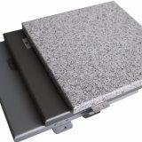 Panneau en aluminium d'enduit de l'approvisionnement PVDF de fabrication pour la façade