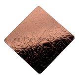 강철 벌집 장 304 돋을새김되는 색깔에 의하여 입히는 스테인리스 격판덮개