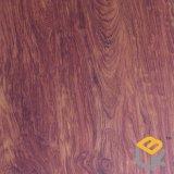 Papier décoratif d'Impregnatde de mélamine des graines en bois de santal pour les meubles 70-85g