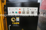 Wc67y-80/3200 Máquina de doblar la barra de acero de la hoja de metal