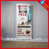 Publicité libre debout roll up Banner Base