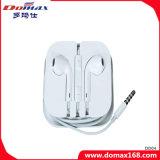 회선 제어를 가진 이동 전화 부속품 Earbud 3.5mm 이어폰