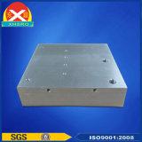 알루미늄 방열기 공장 전기 장비 부속품 열 싱크