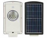 Lampe de rue solaire 10W tout en un avec capteur PIR