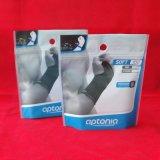 De Sokken van de sport verpakken Resealable de Zak van de Ritssluiting van de Vervaardiging pp van de Plastic Zak