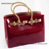 Beutel der Form-Dame-Jelly Handbags Wholesale Women EVA (J-0401)
