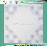 Heiße verkaufende perforierte Muster-Nachahmung der Rollenbeschichtung-Decke
