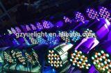 Van het LEIDENE 54*3W van de Prijs 4in1 RGBW van de fabriek Licht Stadium van het PARI het Lichte
