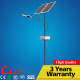 Luz de rua solar IP66 do diodo emissor de luz do poder superior por atacado 60W da fábrica